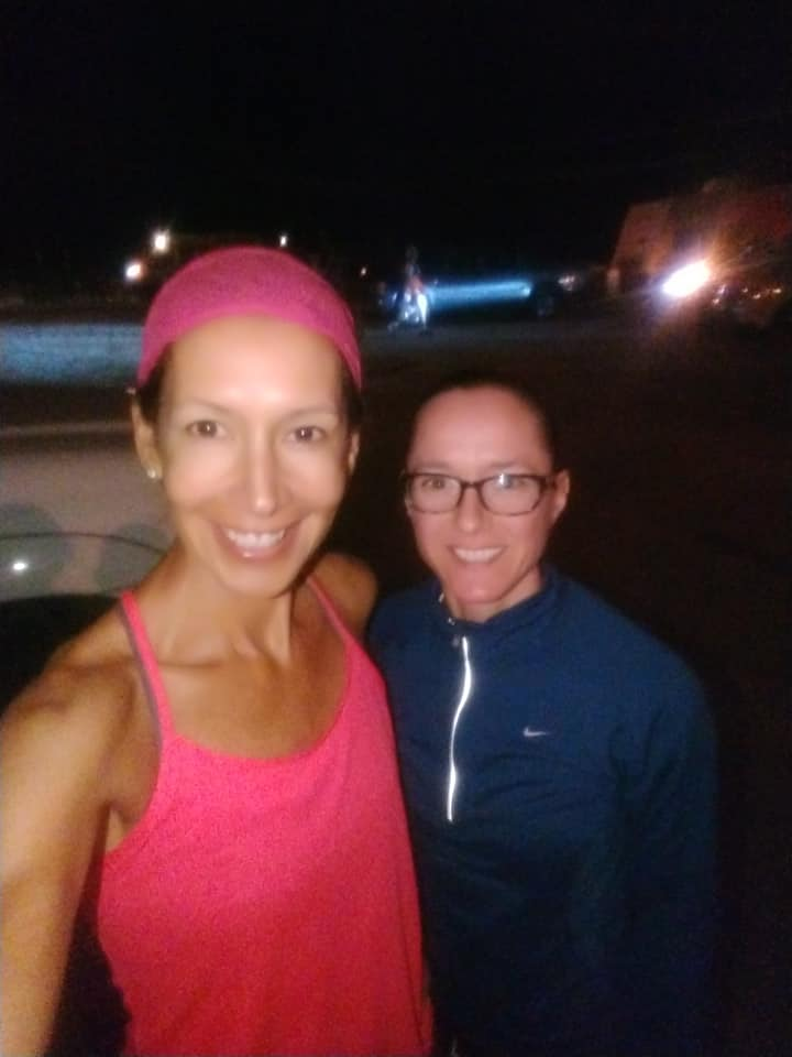 Wasatch 100-Bree and Jess