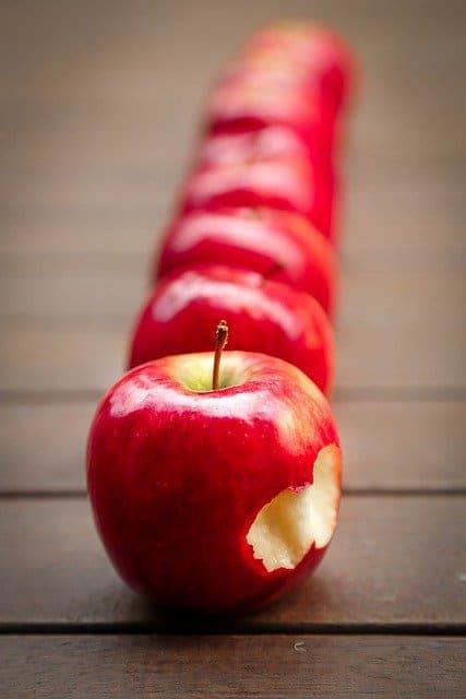Immune Boosting Foods - Apples