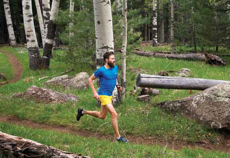 Keep It Simple: Rob Krar on racing, training, nutrition, and life.